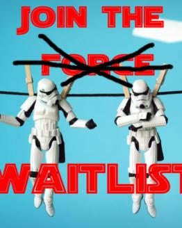 Waitlist - Warteliste