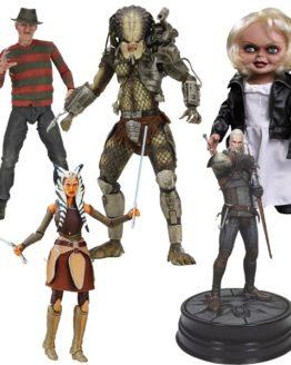 Toys - Actionfiguren - Puppen