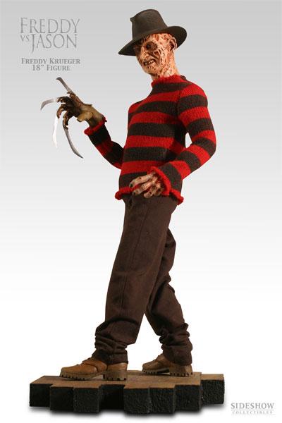 Jason Voorhees Und Freddy Krueger Aus Freddy Vs Jason Premium