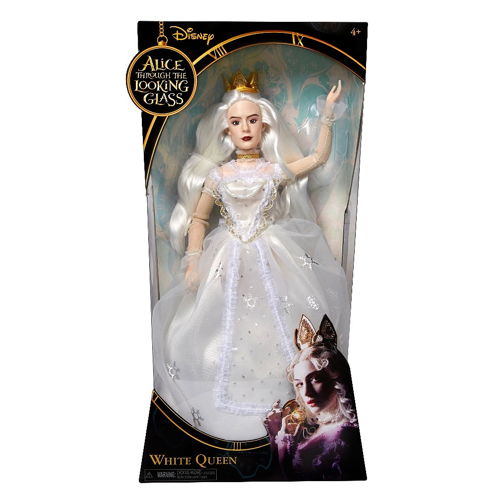 alice im wunderland die weisse k nigin white queen anne hathaway 28 cm disney figur. Black Bedroom Furniture Sets. Home Design Ideas