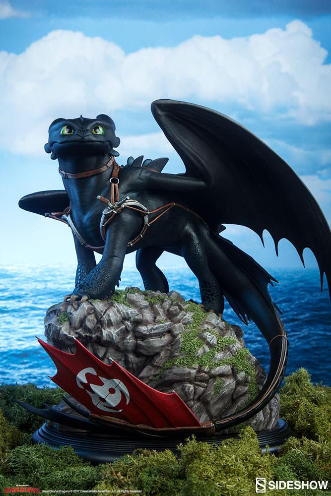 Dragons Ohnezahn