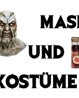 Masken und Kostüme
