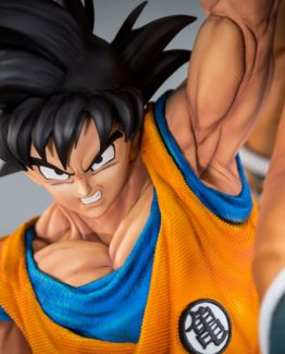 The Quiet Wrath of Son Goku HQS by Tsume 6