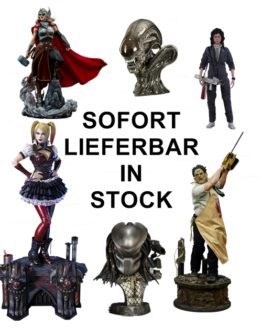 SOFORT LIEFERBAR - IN STOCK