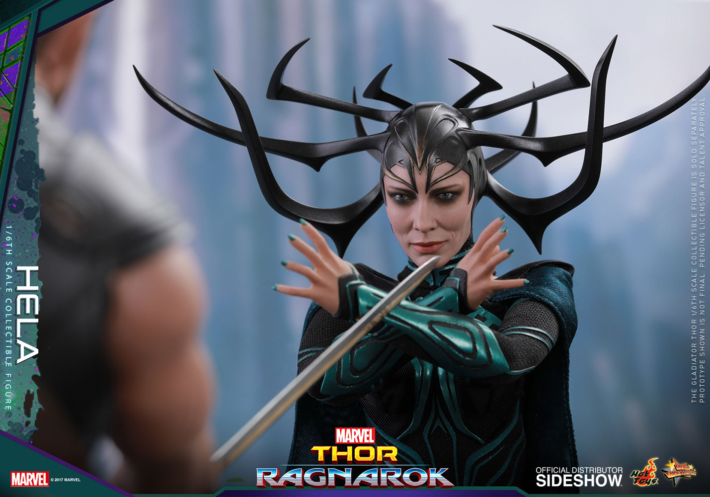 Hela Sixth Scale Figure By Hot Toys Thor Ragnarok  Movie -1578