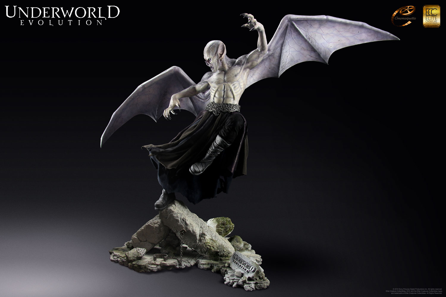 Underworld Marcus Cinemaquette 1/3 Statue ECC Elite ...