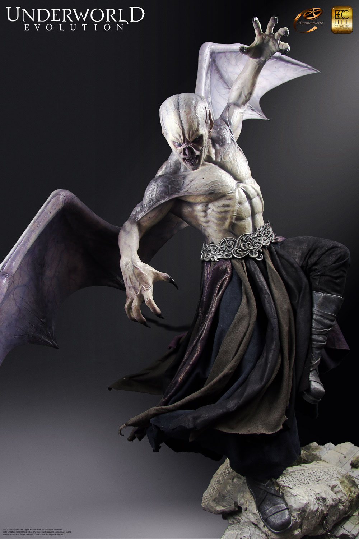 Underworld Marcus Cinemaquette 1/3 Statue ECC Elite ... Underworld Amelia