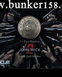 Blood Oath Marker from John Wick Chapter 2