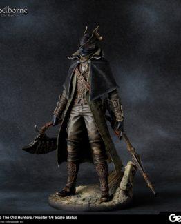 Bloodborne The Old Hunters - Hunter 1 6 Scale PVC Statue Gecco 12