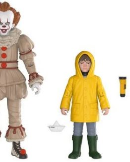 IT 2017 Pennywise - Bill and Georgie Action Figure 3 Pack funko