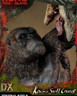 Kong Skull Island Prime1 Statue Kong VS Skull Crawler ca. 80 cm deluxe 6