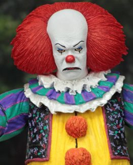 Stephen King's It 1990 Action Figure Ultimate Pennywise 18 cm NECA 4