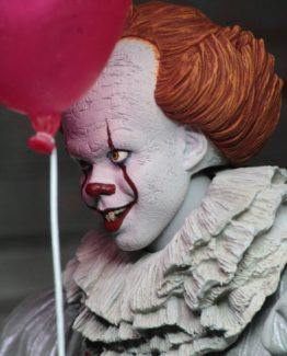 Stephen King's It 2017 Action Figure Ultimate Pennywise Neca 4