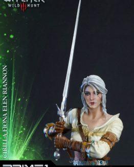 prime 1 The Witcher 3 Wild Hunt - Ciri of Cintra Statue 11