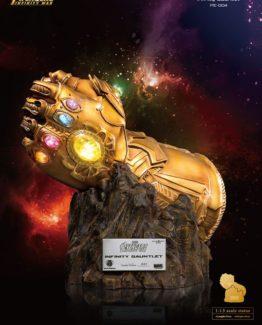 Avengers Infinity War Master Craft Statue 1 1.5 Infinity Gauntlet 40 cm Beast Kingdom 1