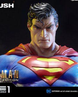 Prime1 Batman Hush Statue 1 3 Superman Sculpt Cape Edition 106 cm 12
