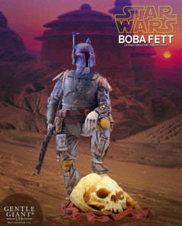 Star Wars Collectors Gallery - Boba Fett 1 8 scale Statue Gentle Giant 1