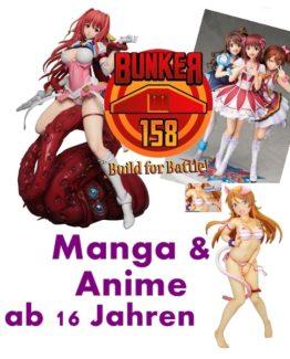 Manga - Anime - Hentai Figuren und Statuen