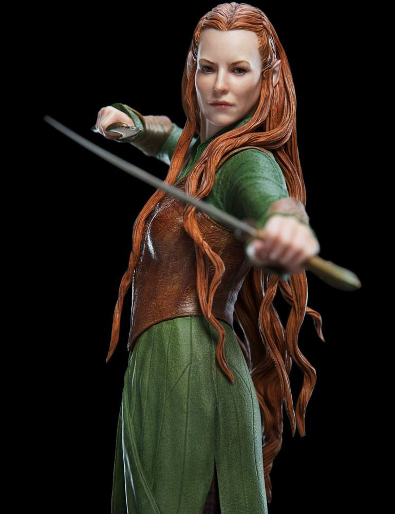 the hobbit the desolation of smaug statue 1 6 tauriel of