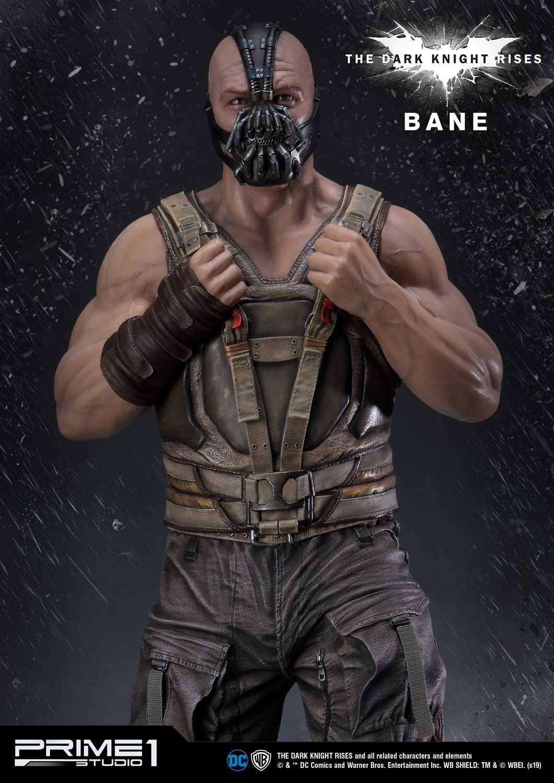 Brand New Batman The Dark Knight Rises Bane Adult Mask