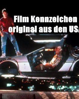 US Film Kennzeichen