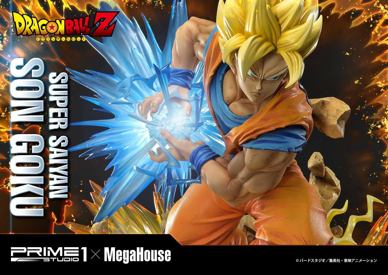 Super Saiyan Son Goku Dragon Ball Z Premium Master Line by Prime25 ca 25 cm