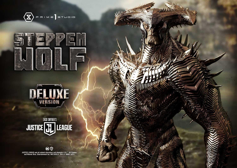 Steppenwolf Zack Snyder's Justice League DX Bonus Version by Prime1 ca 102  cm – bunker158.com